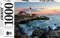 Portland Head Light, USA 1000 piece Jigsaw