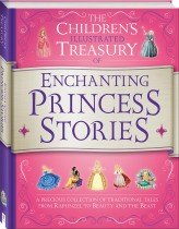 Illustrated Treasury of Enchanting Princess Stories