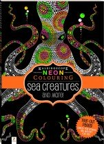 Neon Colouring: Sea Creatures and More