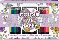 Colour Me Happy Colouring 30-Pencil Set