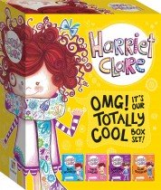 Harriet Clare OMG It's Our Totally Cool Box Set (books 1-4)