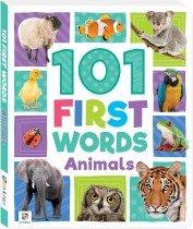 101 First Words: Animals