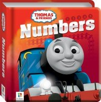 Thomas and Friends Numbers Board Book