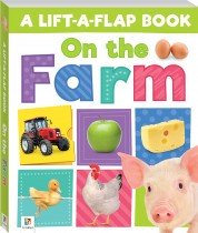 Lift-a-Flap: On the Farm