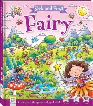 Seek and Find: Fairy