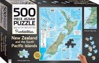 New Zealand 500 Piece Jigsaw Puzzle