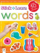 Stick and Learn Words