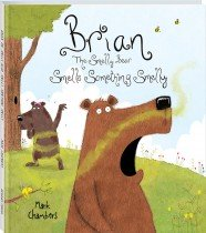 Bonney Press Brian the Smelly Bear 2 Hardback