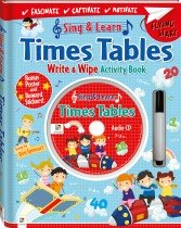 Flying Start Sing and Learn Times Tables
