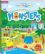 My First Search and Find: Silly Little Monsters
