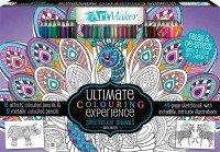 Art Maker Spectacular Animals Colouring 30-Pencil Set