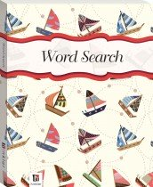 Perfect Puzzles Flexibound Word Search Sailboats