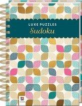 Luxe Puzzle Book Sudoku