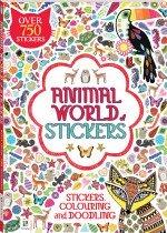 Michael O'Mara Animal World of Stickers