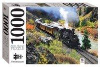 Durango & Silverton Railroad, Colorado, USA 1000 piece Jigsaw