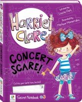Harriet Clare Concert Scare #3