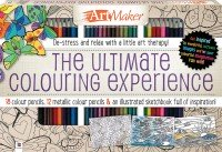 Art Maker Ultimate Colouring Experience 30-Pencil Set