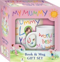 Dear Mummy Book and Mug Gift Set