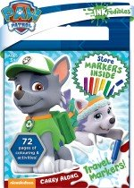 Inkredibles PAW Patrol Carry Along Travel Markers