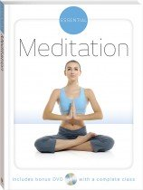 Essential Meditation Book and DVD