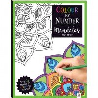 Colour by Number: Mandalas and More