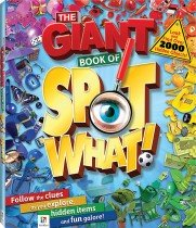 Giant Book of Spot What!