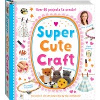 Super Cute Craft Binder