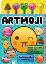 Artmoji 5 Pencil Set and Activity Book