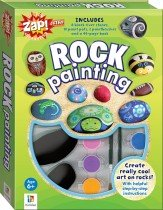 Zap! Extra Rock Painting