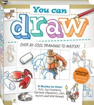 You Can Draw Binder