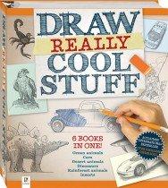 Draw Really Cool Stuff Binder