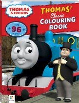 Thomas and Friends Thomas' Classic Colouring Book