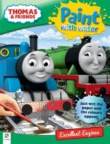 Thomas and Friends Paint with Water: Excellent Engines