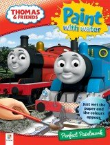 Thomas and Friends Paint with Water: Perfect Paintwork
