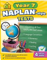 School Zone Year 7 NAPLAN-style Tests