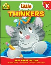 School Zone Kindergarten Little Thinker