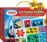 Thomas and Friends 123 Floor Puzzle