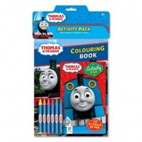 Thomas and Friends Activity Pack with Pencils