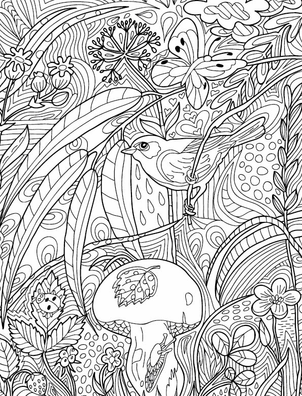 kaleidoscope activity coloring pages - photo#9