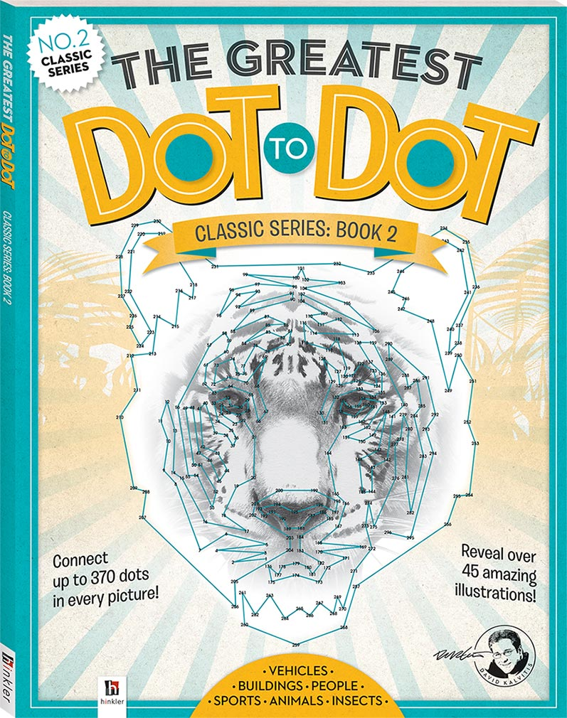 Dot to Dot Activity Books for Adults, Adult Dot To Dot Puzzle Books