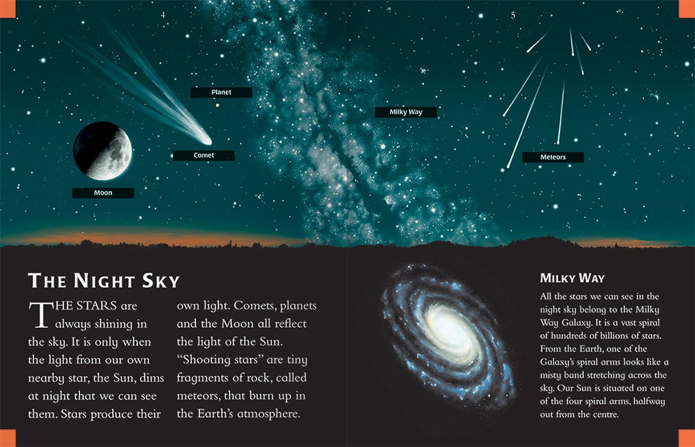 My Illustrated Library: Discover Stars and Planets ...