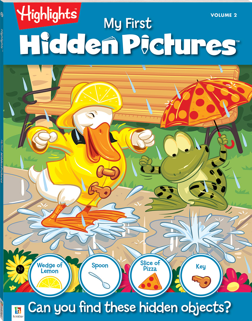 My First Hidden Pictures™