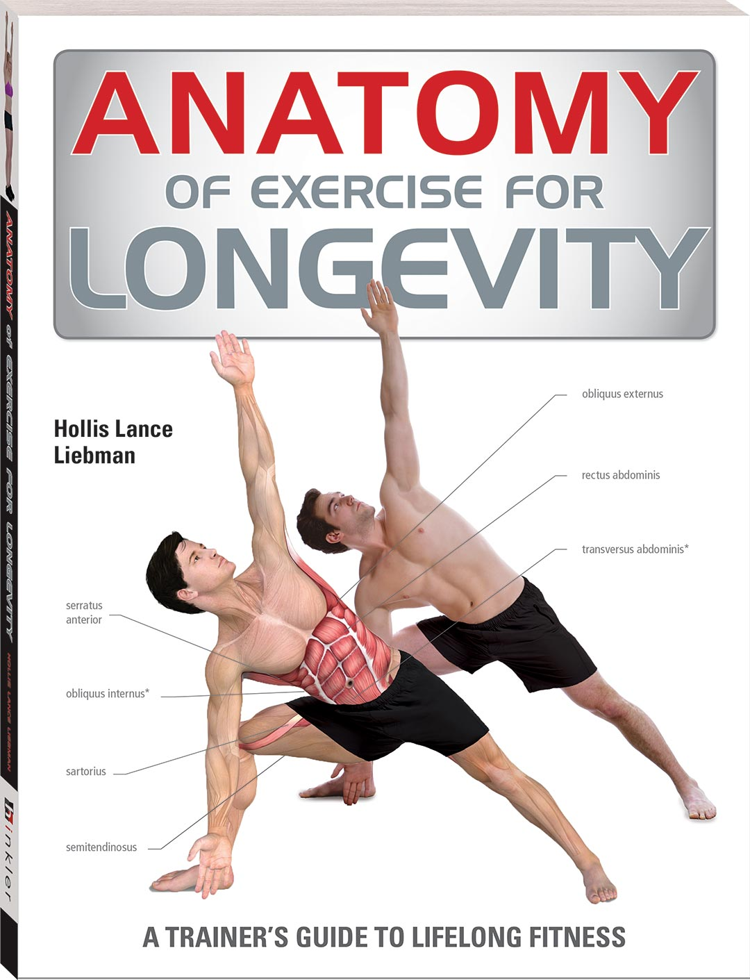 Anatomy of Exercise for Longevity - Reference - Adults - Hinkler