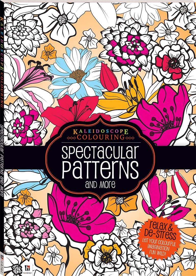 Kaleidoscope Patterns Cool Inspiration