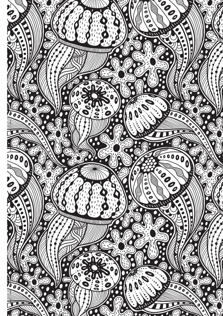 Kaleidoscope Colouring Magnificent Creatures And More