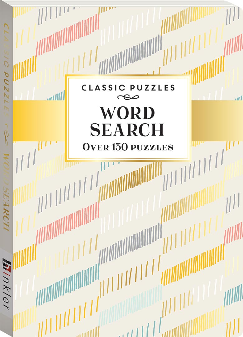 Classic Puzzles Word Search 3 Word Search Puzzles Adults Hinkler