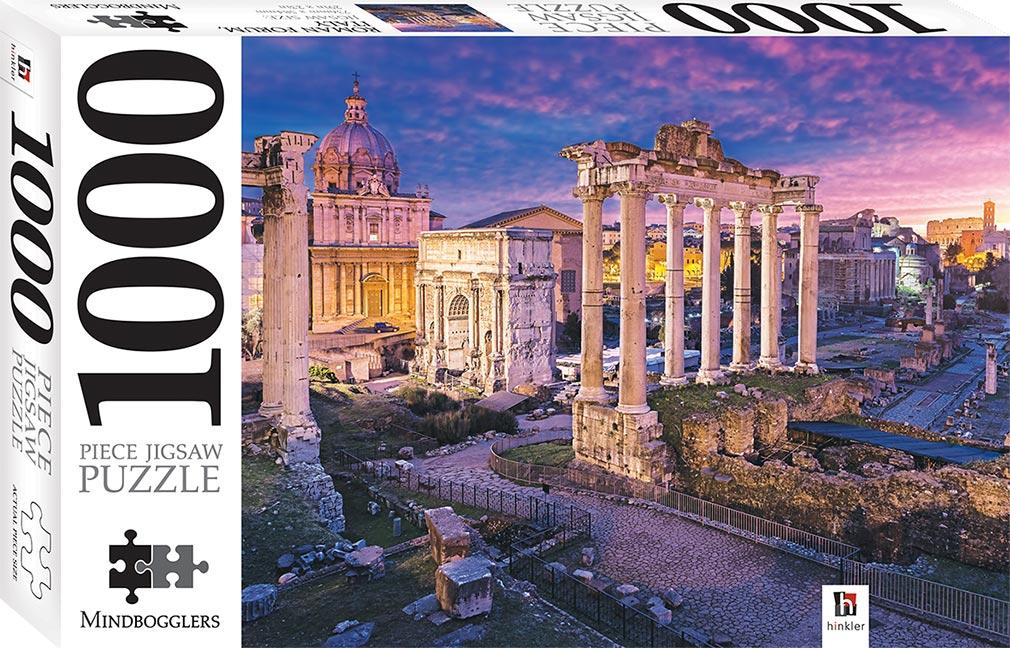 Roman Forum Italy 1000 Piece Jigsaw 1000 Piece