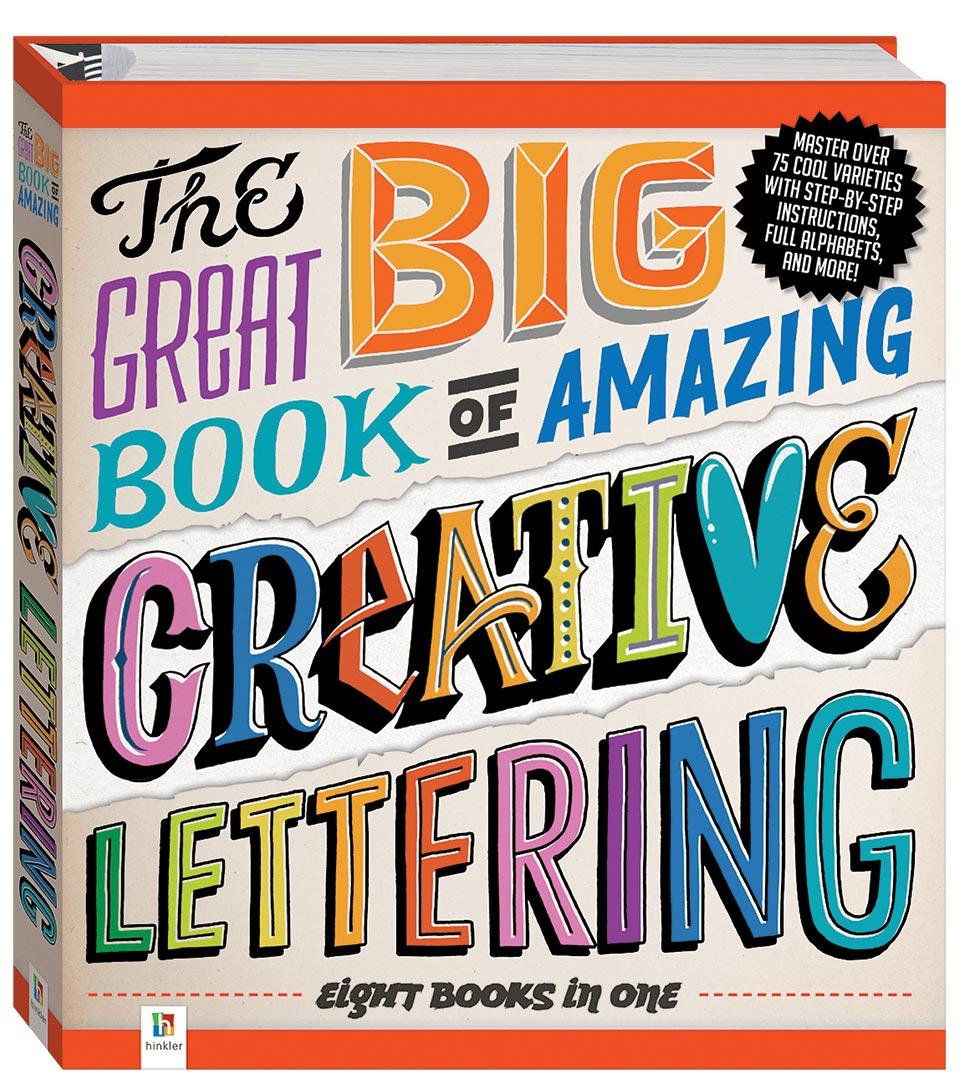 big book of creativity games