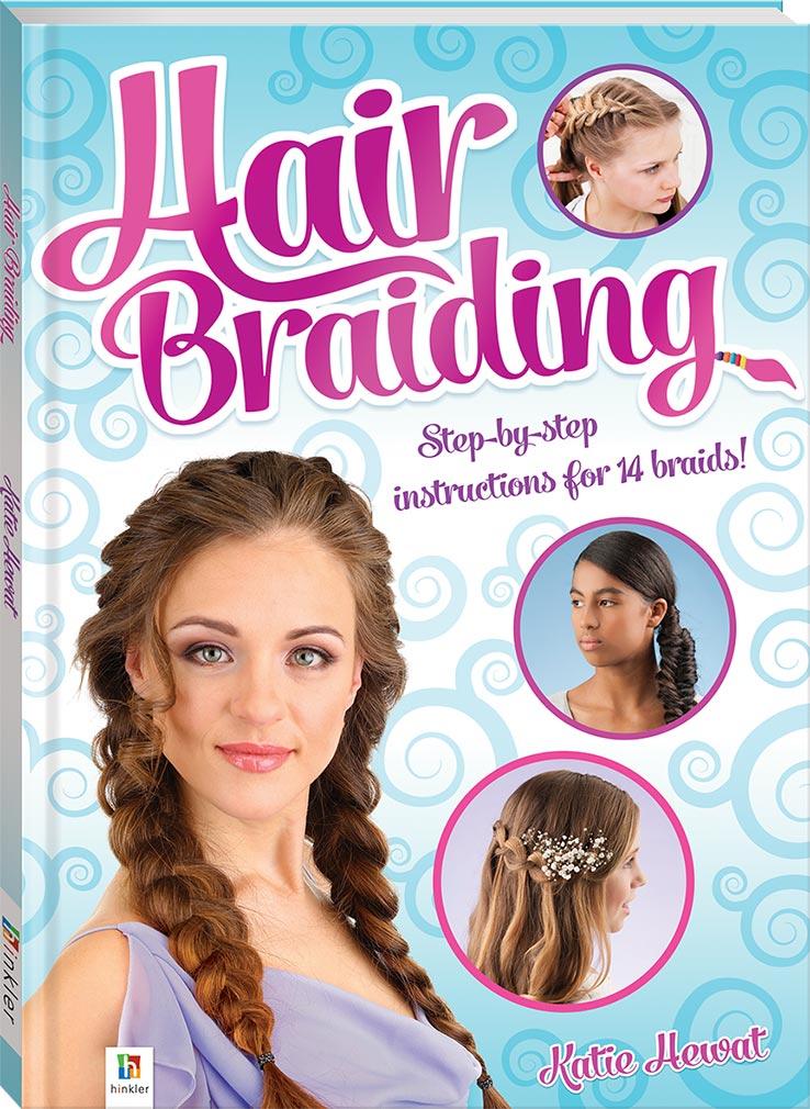 Hair Braiding Reference Children Hinkler