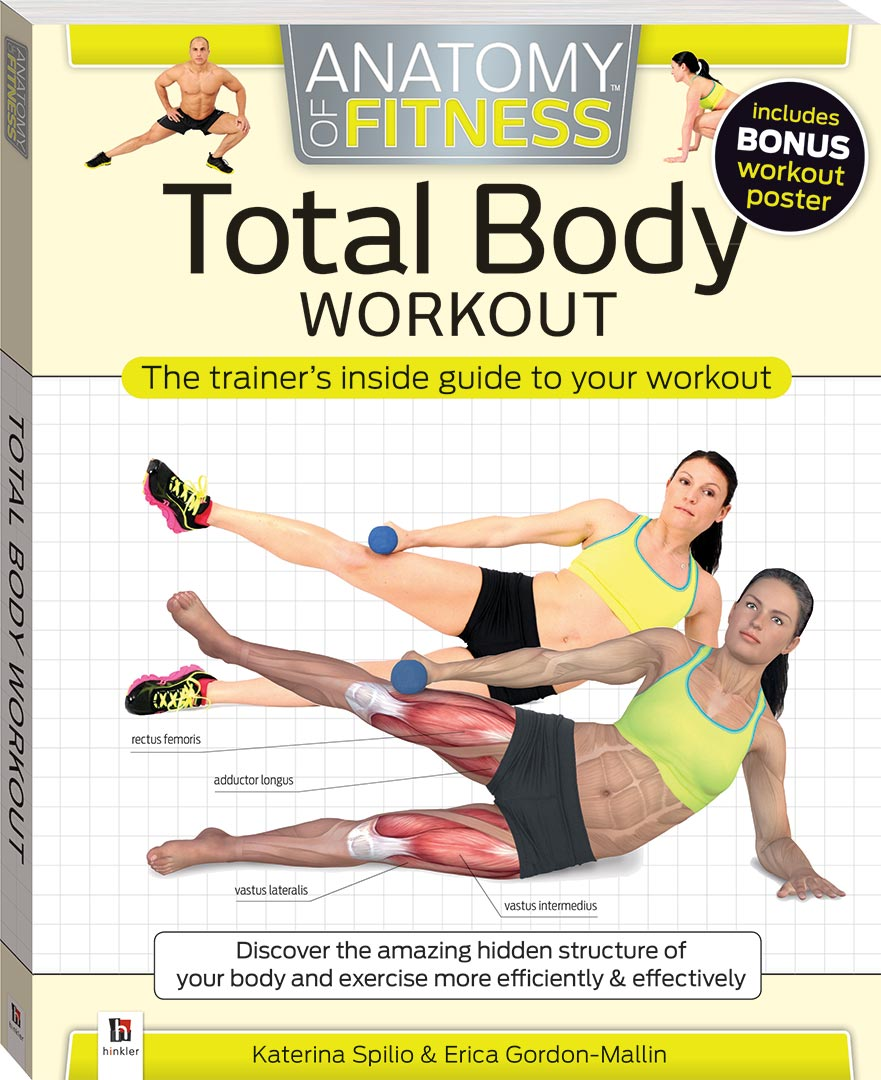 Anatomy of Fitness: Total Body Workout - Books - Health, Fitness + ...
